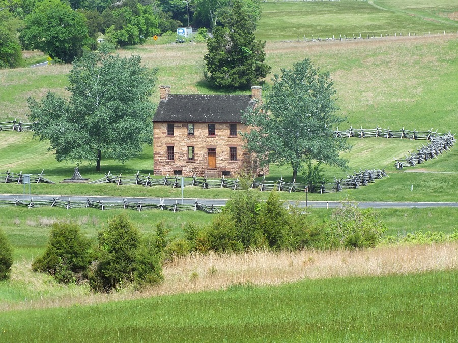 American Civil War Sites in Virginia, Manassas Battlefield