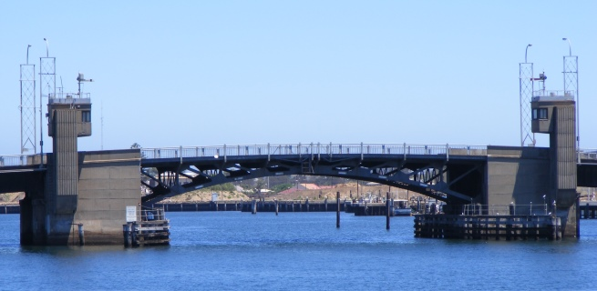 Birkenhead Bridge, Port Adelaide
