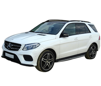 SUV Rental Car