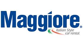 Maggiore Car Rental Logo