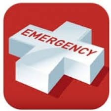 Emergency + Australia Logo