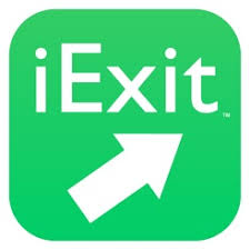 iExit Interstate Logo
