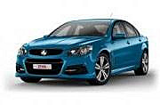 Holden Commodore RS sedan car rental in Australia