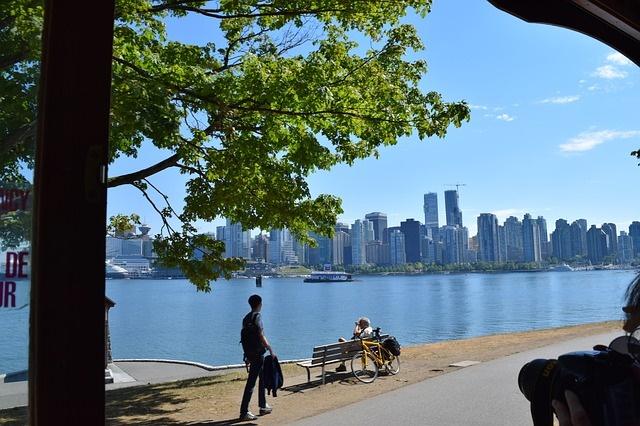 Stanley Park, Vancouver BC. langley motorhome rental