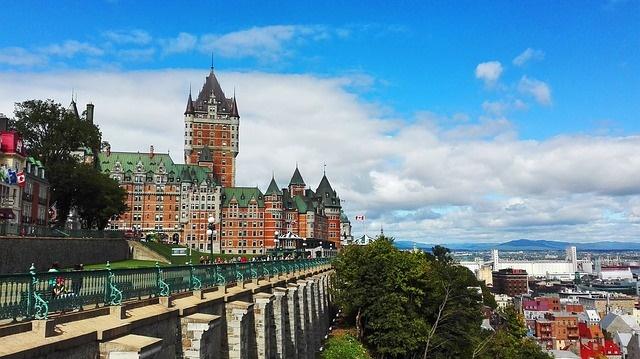 Frontenac, Quebec, Canada, Montreal Motorhome Rental