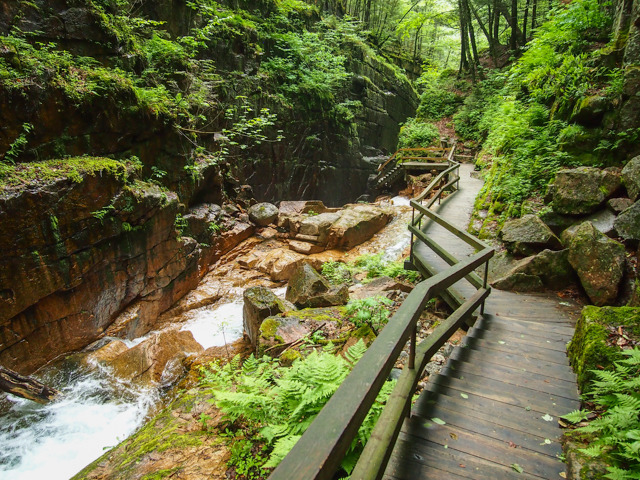 White Mountains, New Hampshire - Road Trip Itinerary in New England