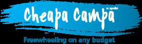 Cheapa Campa Rentals New Zealand Logo