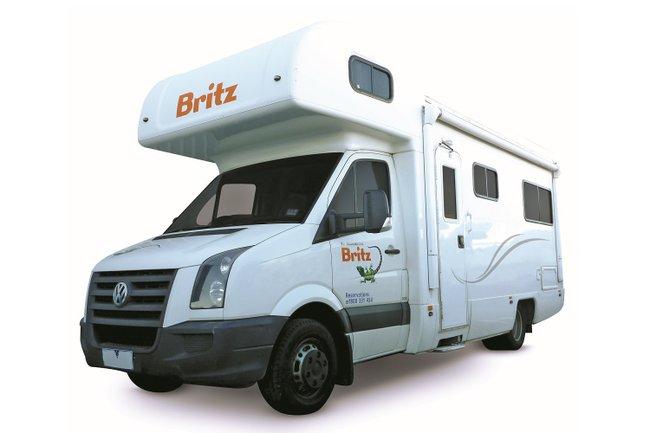 Britz Vista 6 Berth, New Zealand