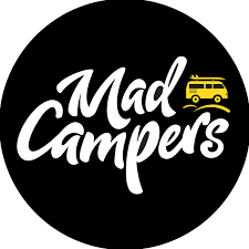 Mad Campers Logo New Zealand