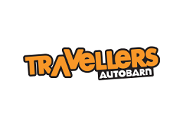 Travellers Autobarn logo New Zealand