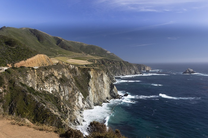 USA Scenic Drives, Big Sur, Pacific Coast Highway
