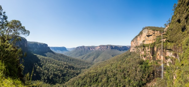 Grose Valley in the Blue Mountains, NSW, Australia, Asia Pacific Motorhome Rental, Campervan Hire, RV rentals