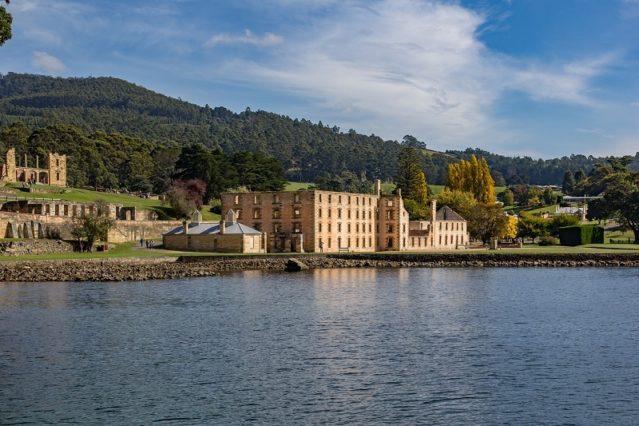 The Penitentiary at Port Arthur Historic Site, Tasmania Motorhome Rental