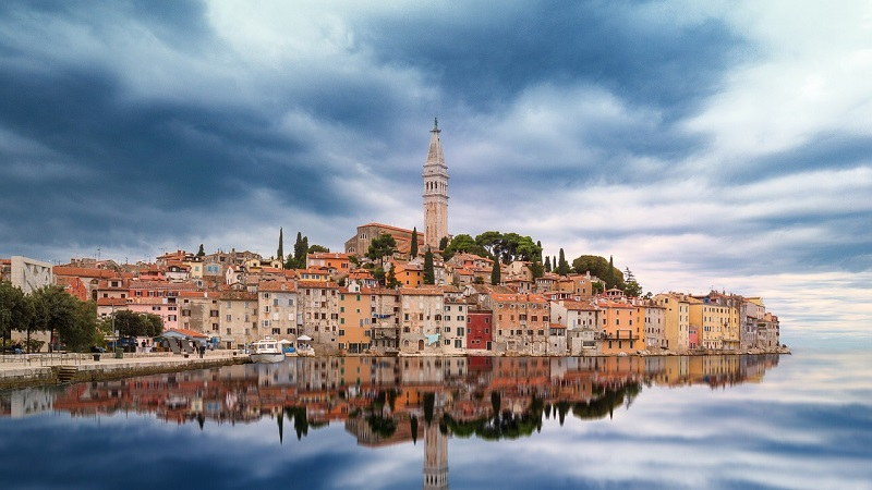 Croatia Scenic Drives, Rovinj, Istria