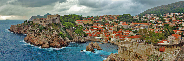 Croatia Motorhome Rental and Campervan Hire, Dubrovnik on the Adriatic Coast