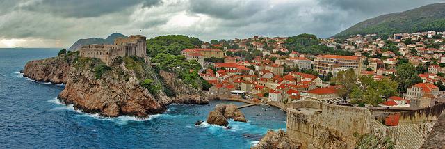 Croatia Motorhome Rental and Campervan Hire Dubrovnik on the Adriatic Coast