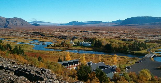 Thingvellir National Park, Reykjavik Motorhome Rental, Iceland