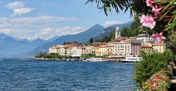 Bellagio on Lake Como in Lombardy