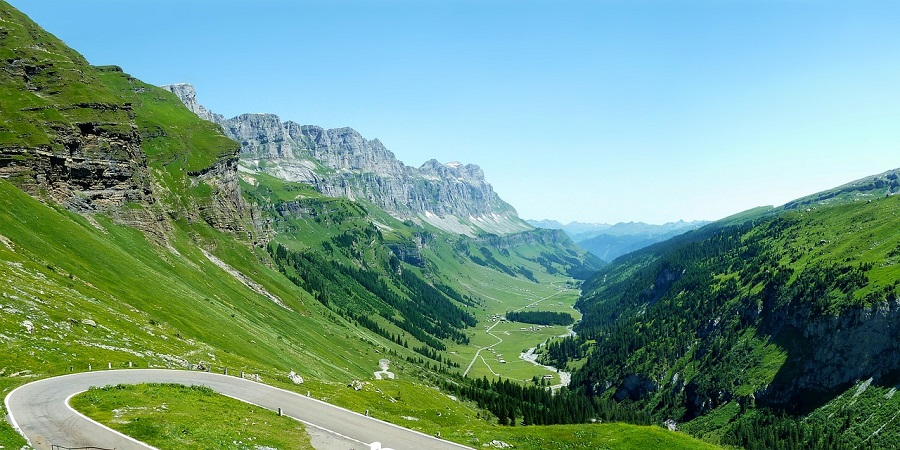 Klausen Pass, Switzerland