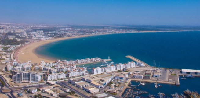Agadir, Morocco, cruises from Africa, Middle East