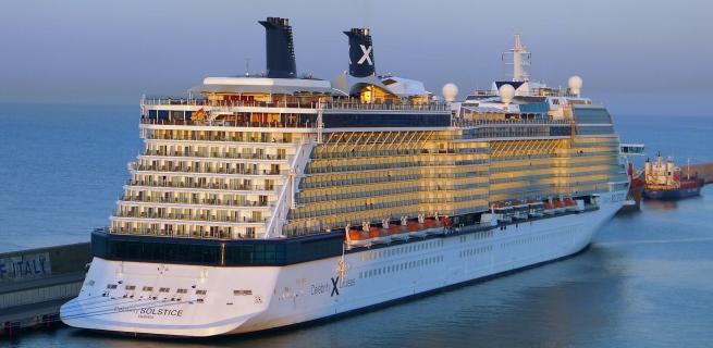 Celebrity Solstice; Sydney cruises