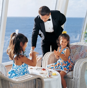 Children on Crystal Cruises