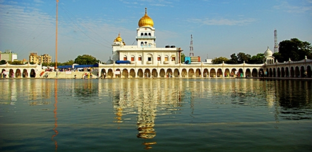 Gurudwara Bangla Sahib, Delhi, India